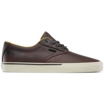 Chaussures Homme Baskets basses Etnies Chaussures  Jameson Vulc - Brown Marron
