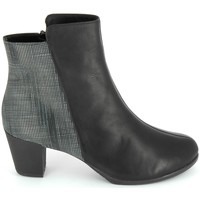 Chaussures Femme Bottines TBS Katelyn Noir Noir