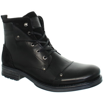 Chaussures Homme Boots Redskins Boots  Yedes ref_cle41752 noir Noir