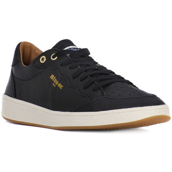 Chaussures Homme Baskets basses Blauer MURRAY BLACK Nero