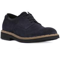 Chaussures Homme Derbies Eveet CAMOSCIO BLU Blu