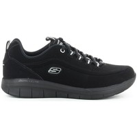Chaussures Femme Baskets basses Skechers SYNERGY 2.0 SIDE-STEP 12364 Noir