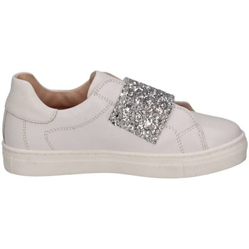 Chaussures Fille Baskets basses Florens W6627 Blanc