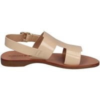Chaussures Fille Sandales et Nu-pieds Florens Z5886 Sandales Enfant Ivoire Ivoire