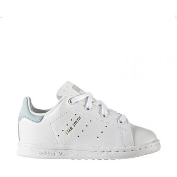 Chaussures Baskets basses adidas Originals STAN SMITH I / BLANC Blanc