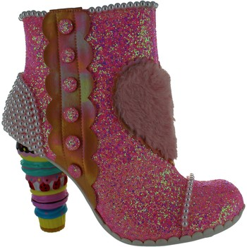 Chaussures Femme Bottines Irregular Choice Bee Delicious Rose