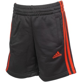 Vêtements Garçon Shorts / Bermudas adidas Originals Yb 3s kn short Noir