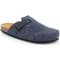 Chaussures Homme Sabots Grunland CIABATTA MAN BLU