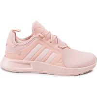 Chaussures Enfant Baskets basses adidas Originals X_plr Enfant Rose