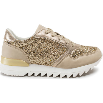 Chaussures Molly Bracken Running Glitter Or