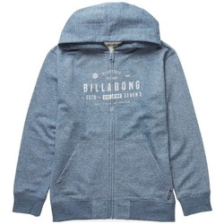 Vêtements Garçon Sweats Billabong Sweat  Watcher Zip Hood - Slateblue Bleu