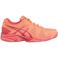 Chaussures Femme Tennis Asics GEL PADEL PRO 3 GS SALMON