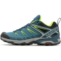 Chaussures Homme Baskets basses Salomon X Ultra 3 Mallard Blue / Reflective Pond / Lime Green