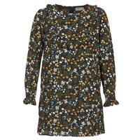 Vêtements Femme Robes courtes Betty London HOTU Noir / Multicolore