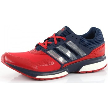 Chaussures Homme Running / trail adidas Performance Response Boost 2 Techfit M Rouge