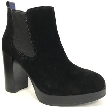 Chaussures Femme Bottines Cassis Côte D'azur Cassis cote d'azur Bottine Ludivine Noir Noir