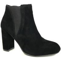 Chaussures Femme Bottines Cassis Côte D'azur Cassis cote d'azur Bottine Lassie Noir Noir