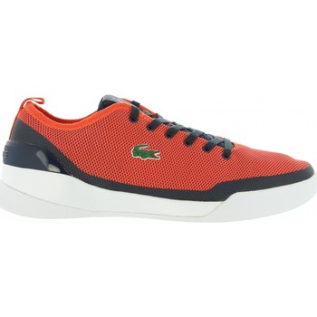Chaussures Homme Baskets basses Lacoste 34SPM0007 DUAL RS7 RED-NVY 45 Rojo