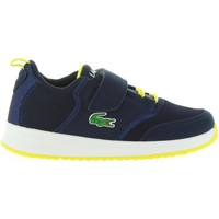 Chaussures Enfant Baskets basses Lacoste 33SPC1004 LIGHT Azul