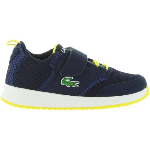 Chaussures Enfant Baskets basses Lacoste 33SPC1004 LIGHT Azul