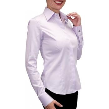 Vêtements Femme Chemises manches longues Andrew Mc Allister chemise mousquetaire new styl jaune Jaune