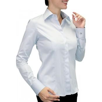 Vêtements Femme Chemises manches longues Andrew Mc Allister chemise mousquetaire new styl gris Gris