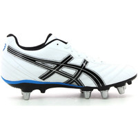 Chaussures Homme Rugby Asics Lethal Scrum White/Silver/Blue