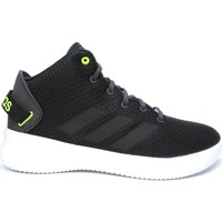 Chaussures Homme Baskets montantes adidas Originals Neo Cloudfoam CF Refresh Mid Noir