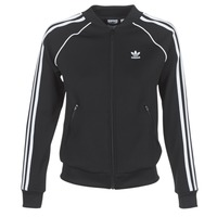 Veste de survetement adidas noir