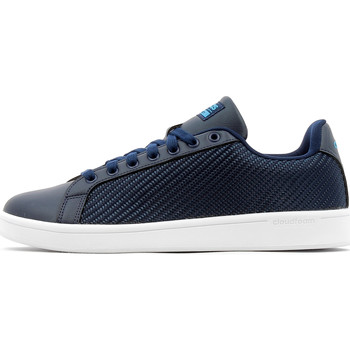 Chaussures Baskets basses adidas Performance Cloudfoam Advantage Clean Collegiate Navy / Footwear White
