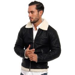 Vêtements Homme Blousons Minimum FLEET OUTERWEAR NOIR