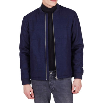 Vêtements Homme Blousons Minimum THEMIS DARK NAVY Bleu Marine