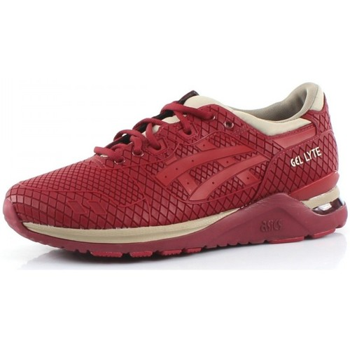 Chaussures Homme Baskets basses Asics GEL LYTE EVO Rouge