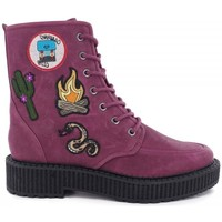 Chaussures Femme Bottines Katy Perry Bottines- Bordeaux