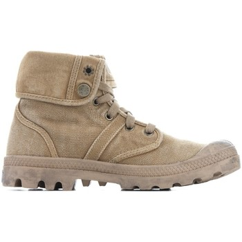 Chaussures Femme Baskets montantes Palladium Pallabrouse Baggy Olive