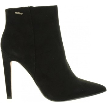 Chaussures Femme Bottines MTNG 52834 Negro