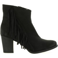 Chaussures Femme Bottines MTNG 53946 R1 Negro