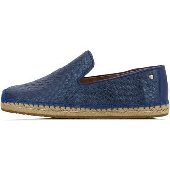 Chaussures Femme Espadrilles UGG Espadrille Sandrinne Metallic (Bleu) Bleu