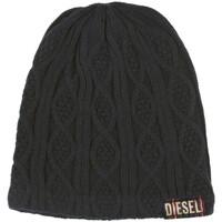 Accessoires textile Homme Bonnets Diesel Bonnet  Krissyet - Ref. 00CX7M-00JWX-900 Noir