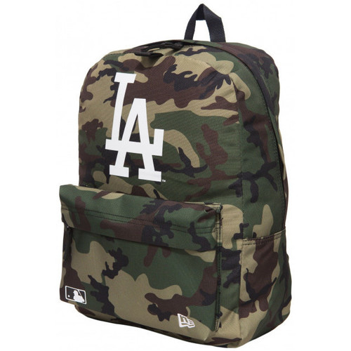 Sacs Homme Sacs à dos New Era Sac à dos  MLB Stadium Pack Los Angeles Dodgers - Ref. 11465509 Vert