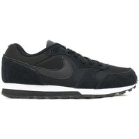 Chaussures Baskets basses Nike MD RUNNER 2 Noir