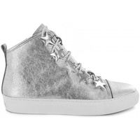 Chaussures Femme Baskets montantes Katy Perry Baskets- Argenté