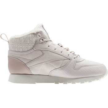 Chaussures Femme Baskets montantes Reebok Classic Classic Leather Arctic Boot Rose