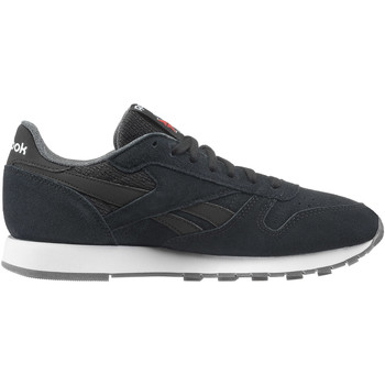 Chaussures Homme Baskets basses Reebok Classic Classic Leather NM Noir / Blanc