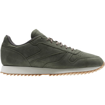 Chaussures Homme Baskets basses Reebok Classic Classic Leather Ripple WP Blanc