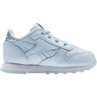 Chaussures Enfant Baskets basses Reebok Classic Classic Leather Pastel - Infant & Toddler Bleu / Blanc