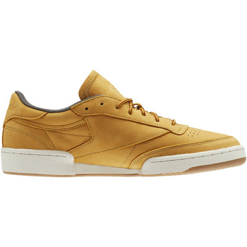 Chaussures Homme Baskets basses Reebok Classic Club C 85 Wheat Pack Jaune
