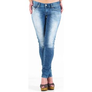 Vêtements Femme Jeans skinny Diesel GETLEGG 0660Y Bleu