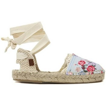 Chaussures Fille Espadrilles Gioseppo PENISCOLA bleu