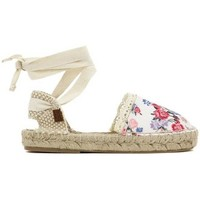 Chaussures Fille Espadrilles Gioseppo PENISCOLA blanc